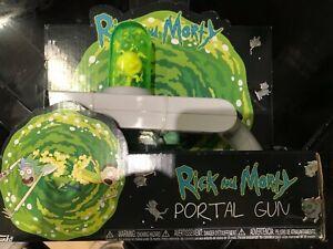Funko Rick And Morty Portal Gun New