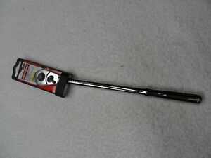 "Craftsman 3/8"" Drive Full Polish Long Handle Ratchet - Part # 44833"