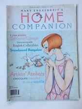 Mary Engelbreit Home Companion Magazine March 1998 No Paper Dolls