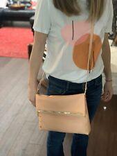 NEW Hammitt VIP Large Peony Leather Crossbody Bag NWT $375
