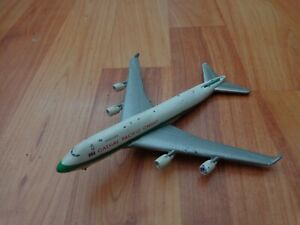 HERPA 1:400 CATHAY PACIFIC CARGO BOEING 747-200 DIECAST PLANE USED