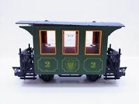58162 Faller E-Train Escala 0 Vagones 2. Clase Verde Schmalspur-Spielbahn