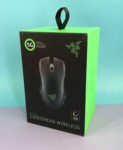 Razer RZ01-02570100-R3U1 Lancehead Wireless Chroma RGB Lighting Gaming Mouse