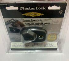 Mater lock hand gun trigger lock The Original gun lock Authentic Master lock