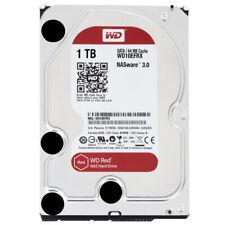 Western Digital WD10EFRX Red 1TB NAS-Festplatte SATA 6Gb/s HDD