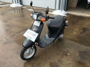 1989 Honda Elite Moped  T1298803