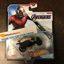 Ant-Man * 2019 Hot Wheels MARVEL AVENGERS Character Cars * Case K