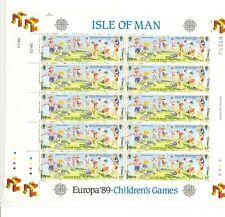Isle of Man Scott 395-398 Nh [Id#425927]