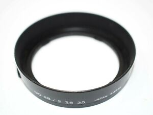 Minolta Clip On Lens Hood for 28mm f2.8 MD & 28mm f3.5 MD Lenses