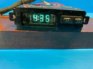 1994-97 FORD MUSTANG DASH DIGITAL CLOCK