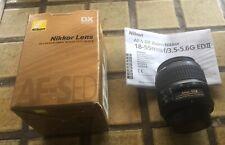 nikkor AF-5  Zoom 18-55mm f/3.5-5.6 G ED II