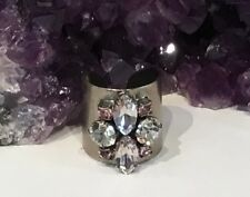 Sorrelli ~ Crystal Rose Collection ~ Breast Cancer ~RING~