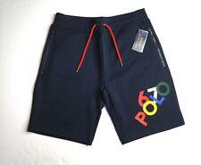 POLO RALPH LAUREN Men's Navy Blue POLO 67 Double Knit Shorts NEW NWT