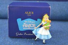 Disney Grolier President Edition Alice In Wonderland Christmas Ornament RD6999