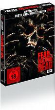 Fear the Walking Dead - Staffel 1+2 - Limited Uncut Steelbook (Blu-ray) NEU&OVP!