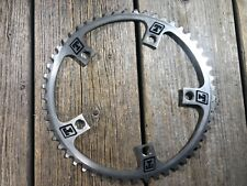 VINTAGE BIKE BICYCLE TORPADO PANTOGRAPHED OFMEGA CHAINRING 52T 144MM BCD ITALY