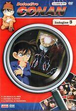 Detective Conan -  La Serie TV - Indagine 3 (1996) DVD