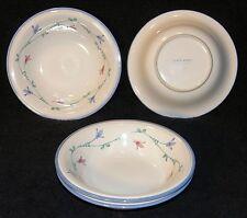 Savoir Vivre Portifino Blue Soup Bowls set of 4