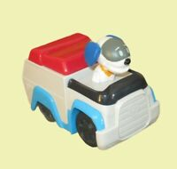 Paw Patrol Robo Dog Rescue Racer Vehicle With Figure Attached