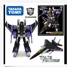 NEW!Transformers Masterpiece MP-11SW Skywarp Destron Leader Action Figures