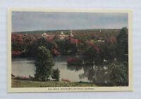 Printed Postcard Canada Quebec Rigaud College Bourget
