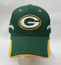 NFL Green Bay Packers Youth Boys Stadium Structured Green Cap 8-14