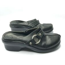 Ariat Leather Shoes Women's Size 9 B Black Style 94267