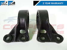 FOR ROVER 75 FRONT LOWER SUSPENSION WISHBONE ARM REAR BUSH BUSHES LEFT & RIGHT