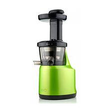 Estrattore di succo Classe Vivo Slow Juicer smart colore verde