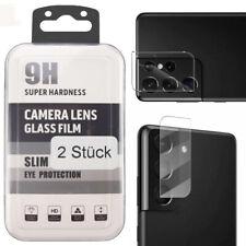 2x Samsung Galaxy S21 / Plus / Ultra Kamera Schutz Folie Panzerfolie Hartglas 9H