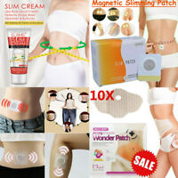 40Pack Strongest Slim Patch Weight Loss Burn Fat Fast Acting Slimming Pad Unisex