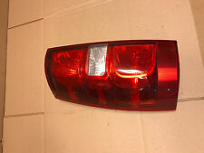 2007 2008 2009 2010 Chevrolet Avalanche left driver tail light lamp 15200054