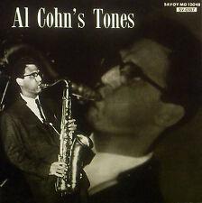 CD AL COHN - De Cohn tones, Importación de JP