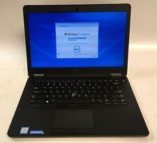 "Dell Lattitude E7470 14"" Laptop i5-6200U 2.3G 4GB 128GB SSD BT4 WiFiAC W7P H2TJM"