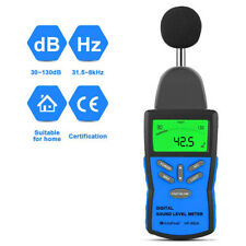 Digital Sound Level Meter Measuring Noise Tester Range 30 130db Decibel Meter