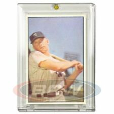 1x PRO-MOLD 1953-1955 Bowman Card 1-Screw Holder (5 Year+ UV) PC-53 *Baseball*