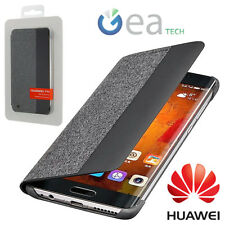 Custodia Originale Per Huawei P10 PLUS Smart Cover View LIGHT GREY Flip Case