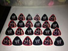 WWE WRESTLING CUPCAKE RINGS MADE BY DECOPAC CUPCAKE DECORATIONS PACK OF 24