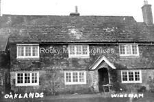Ztr-56 Oaklands, Wineham, Sussex. Photo