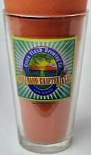 New listing Green Flash Fine Hand-Crafted Ales Pint Beer Glass