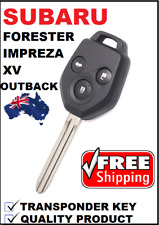Subaru Key Remote Car Key Forester Impreza Outback XV 2012 2013 2014 2015 2016 G