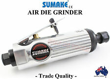 "SUMAKE 1/4"" AIR DIE GRINDER JAPAN PNEUMATIC TRADE QUALITY TOOLS CE SPECIAL"