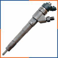 Injecteur Diesel Echange Standard pour IVECO 3.0 TD 176cv 0445110248, 0986435163
