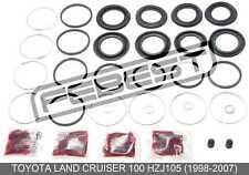 Disc Brake Caliper Guide Pin Front Febest fits 06-07 Toyota Land Cruiser