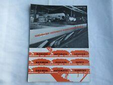 Sanford Day Construction Equipment Brochure