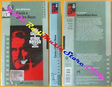 VHS film CACCIA A OTTOBRE ROSSO sigillata Mctiernan CORRIERE SERA (F107*) no dvd
