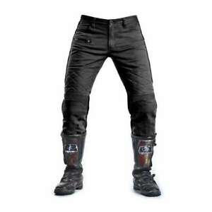 Fuel Motorcycles Sergeant Trousers - Black | CE Armour | Fast & Free Delivery