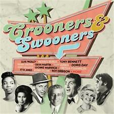 CROONERS & SWOONERS VARIOUS ARTISTS 2 CD NEW