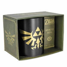 The Legend of Zelda Tasse Hyrule Shield