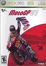 MotoGP '07 (Microsoft Xbox 360, 2007) VERY GOOD